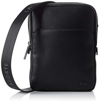 Lacoste Men's Sac Homme Access Premium Cross-Body Bag, (Black 000)
