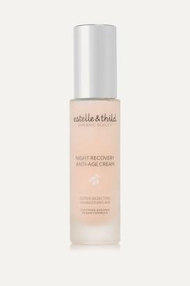 Estelle & Thild Super Bioactive Recovery Night Cream, 50ml - Colorless