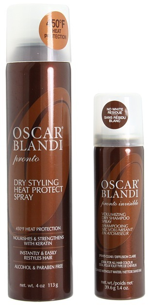 Oscar Blandi 450 Heat Protect Value Set (No Color) - Beauty