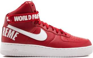 check out 471dc 37990 Nike Force 1 High Supreme sneakers