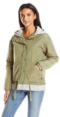 Bench Women's Two in One Oversized Jacket