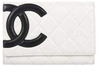 Chanel Ligne Cambon Wallet