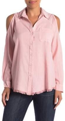 Velvet Heart Carissa Cold Shoulder Shirt