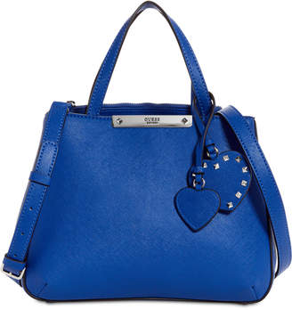 GUESS Britta Society Small Top Handle Satchel