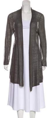 Eileen Fisher Knit Open Front Cardigan