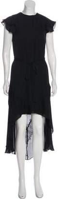Thomas Wylde Lace Maxi Dress w/ Tags
