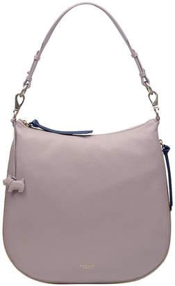 Radley Pudding Lane Zip Top Hobo Bag