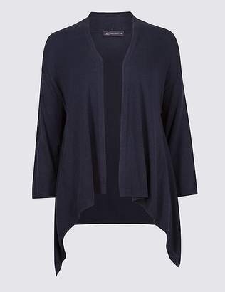 Marks and Spencer Waterfall Long Sleeve Cardigan
