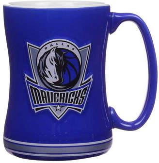 Dallas Mavericks 15 oz. Relief Mug