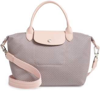 Longchamp Small Le Pliage Dandy Print Shoulder Bag