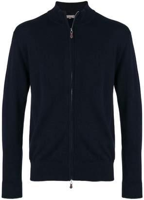 N.Peal Knightsbridge zip sweater