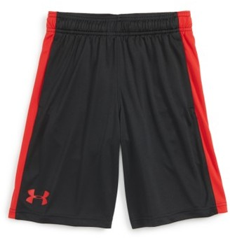 Boy's Under Armour Eliminator Athletic Heatgear Shorts $27.99 thestylecure.com