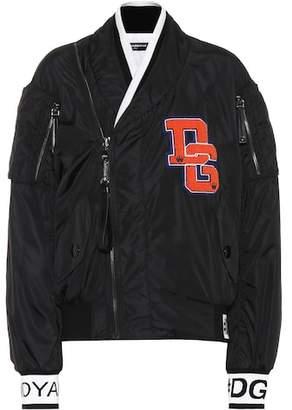 Dolce & Gabbana Varsity bomber jacket