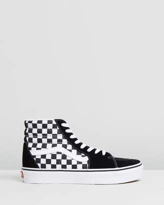 2ad34dd3ba92 Vans Platform Shoes For Women - ShopStyle Australia