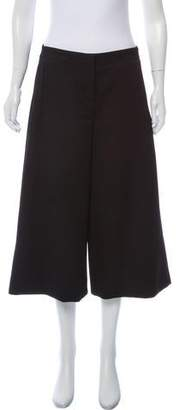 Opening Ceremony Mid-Rise Cropped Pants