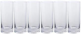 Dartington Crystal All Purpose Highball Glass, Set of 6