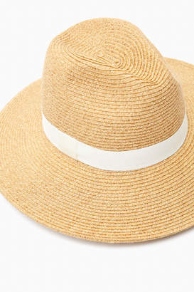 14ed29f3 Cream Wide Brim Hat - ShopStyle