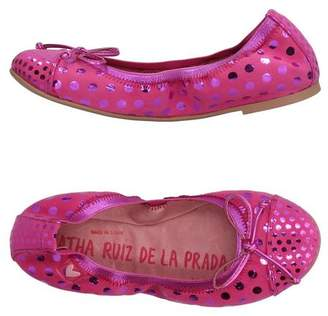 Agatha Ruiz De La Prada Ballet flats