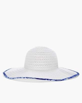 Eyelet Sun Hat