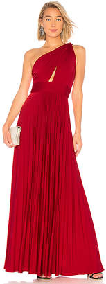 Jill Stuart One Shoulder Gown