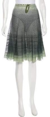 Dosa Lace Ombré Skirt