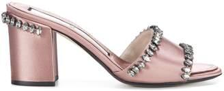 N°21 N.21 N.21 Embellished Sandals