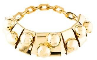 DSQUARED2 Geometric Collar Necklace