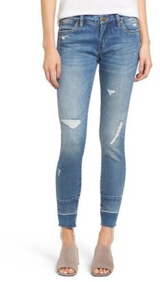 Women's Blanknyc Crop Skinny Jeans $98 thestylecure.com