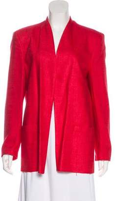 Christian Dior Open Front Jacket
