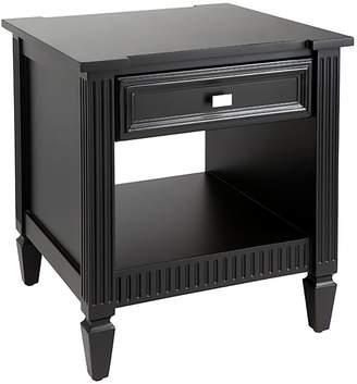 Cafe Lighting & Living Side Tables Merci Side Table, Black
