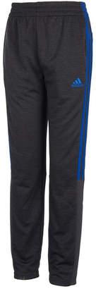adidas Little Boys Melange Mesh Pants