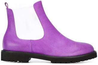 Chalayan Chelsea boots