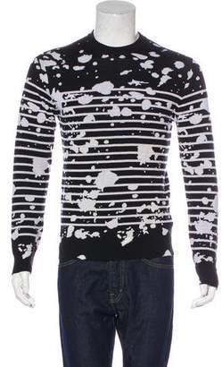 Christian Dior Wool Striped Sweater