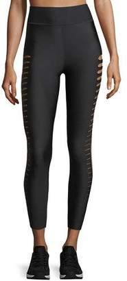 Ultracor Ultra High Silky Slash Performance Leggings