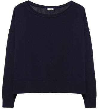 Cuyana Wool Cashmere Boatneck Sweater
