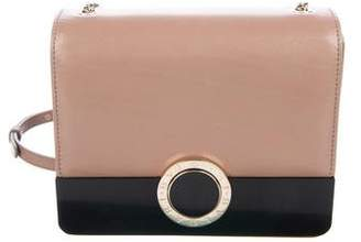 Bvlgari Leather Crossbody Bag