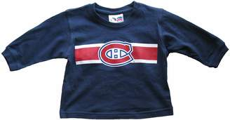 Mighty-Mac Mighty Mac Montreal Canadiens Baby Long Sleeve T-Shirt