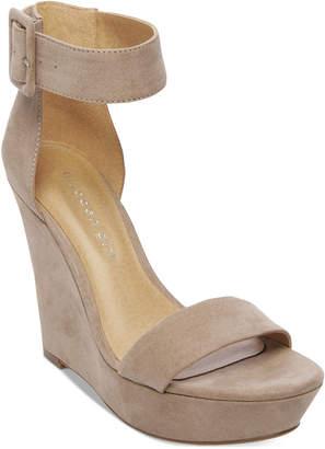 Madden-Girl Beauu Platform Wedge Sandals