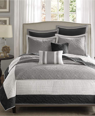 Madison Park Attingham 7-Pc. King/California King Coverlet Set Bedding