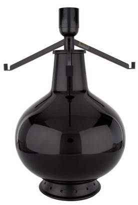 Fontana Arte Total Black Table Lamp