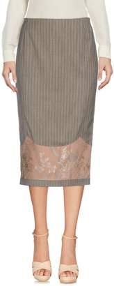John Galliano 3/4 length skirts