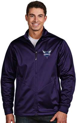 Antigua Men's Charlotte Hornets Golf Jacket