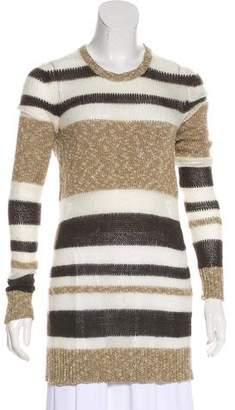 Jason Wu Striped Knit Sweater