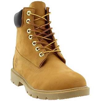 "Timberland Men's 6"" Basic Boot-Contrast Collar"