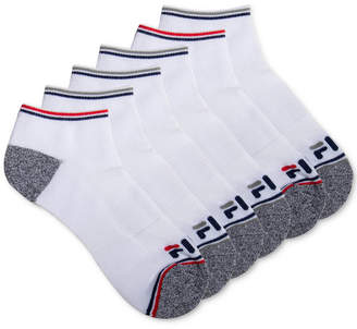 Fila Women 6-Pk. No-Show Socks