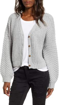 BP Crop Cardigan