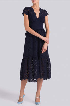 Temperley London Lunar Lace Dress