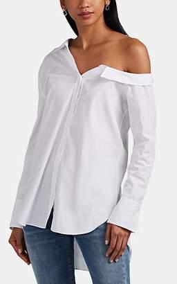 A.L.C. Women's Wesley Asymmetric Cotton Top