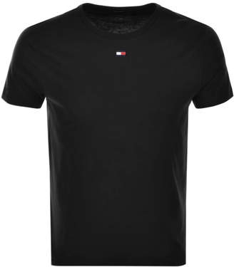 Tommy Hilfiger Crew Neck T Shirt Black
