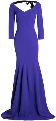 Roland Mouret Templeton Long Sleeves Gown